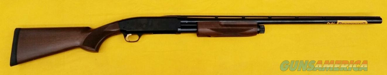 Browning  BPS Hunter 12ga  Guns > Shotguns > Browning Shotguns > Pump Action > Hunting