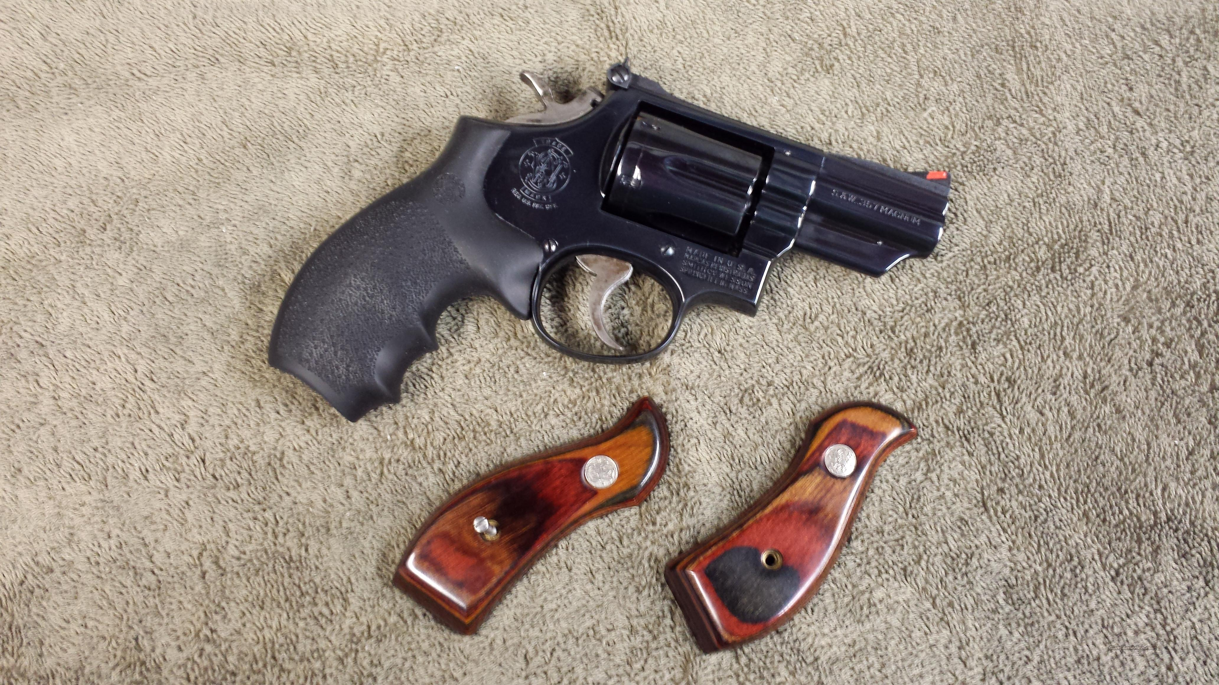 Smith & Wesson Model 19-3  Guns > Pistols > Smith & Wesson Revolvers > Full Frame Revolver