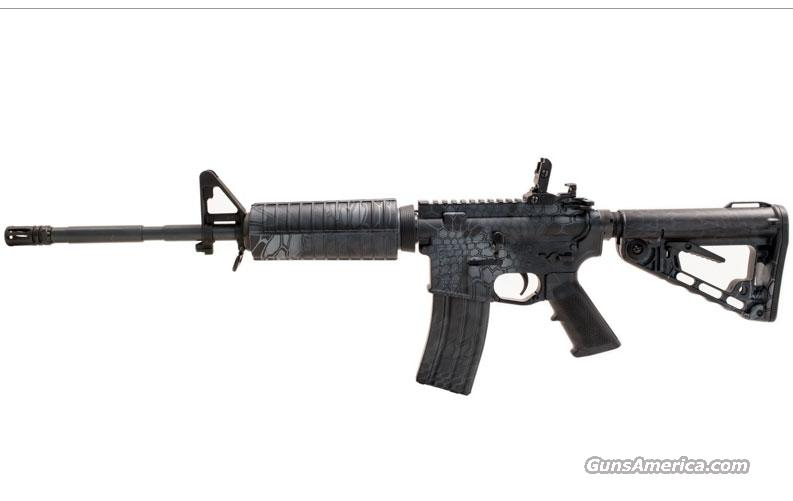 Black Forge AR-15 / M4 TIER 2 5.56 mm Kryptek Typhon  Guns > Rifles > AR-15 Rifles - Small Manufacturers > Complete Rifle