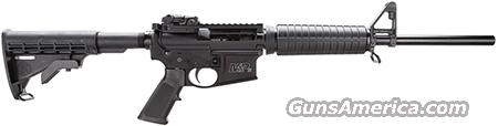 S&W M&P Sport 15 5.56 AS NY 10rd mag.  Guns > Rifles > Smith & Wesson Rifles > M&P