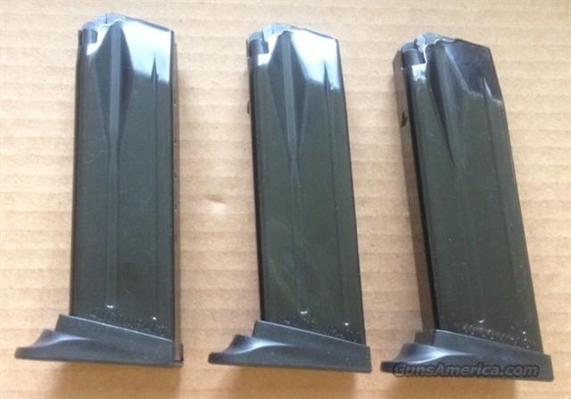 3 HK USP 40 Compact / P2000 12 rd Mags USP 40c  Non-Guns > Magazines & Clips > Pistol Magazines > Other