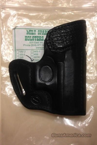 Milt Sparks OWB BL Holster FBI Cant Shark HK P7M8  Non-Guns > Holsters and Gunleather > Concealed Carry