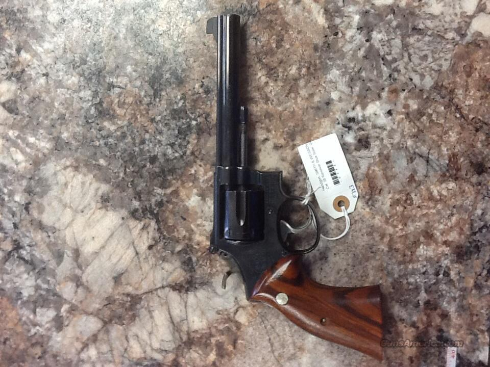 Smith and Wesson 14-1  Guns > Pistols > Smith & Wesson Revolvers > Full Frame Revolver