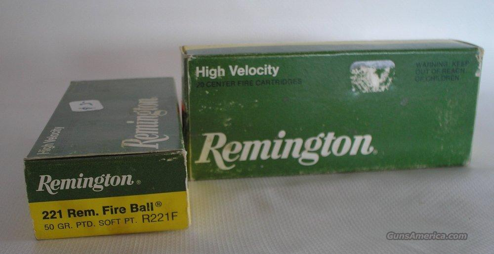 .221 Rm Fireball empty brass  Non-Guns > Reloading > Components > Brass