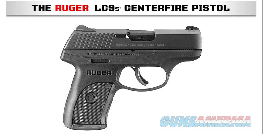 Ruger LC9s STRIKER FIRED-9MM-NIB-LATEST DESIGN  Guns > Pistols > Ruger Semi-Auto Pistols > LC9