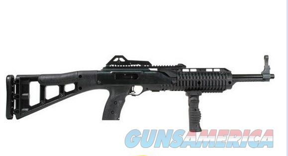 HI-POINT ARMS TARGET STOCK 9MM CARBINE, FG, NIB  Guns > Rifles > Hi Point Rifles