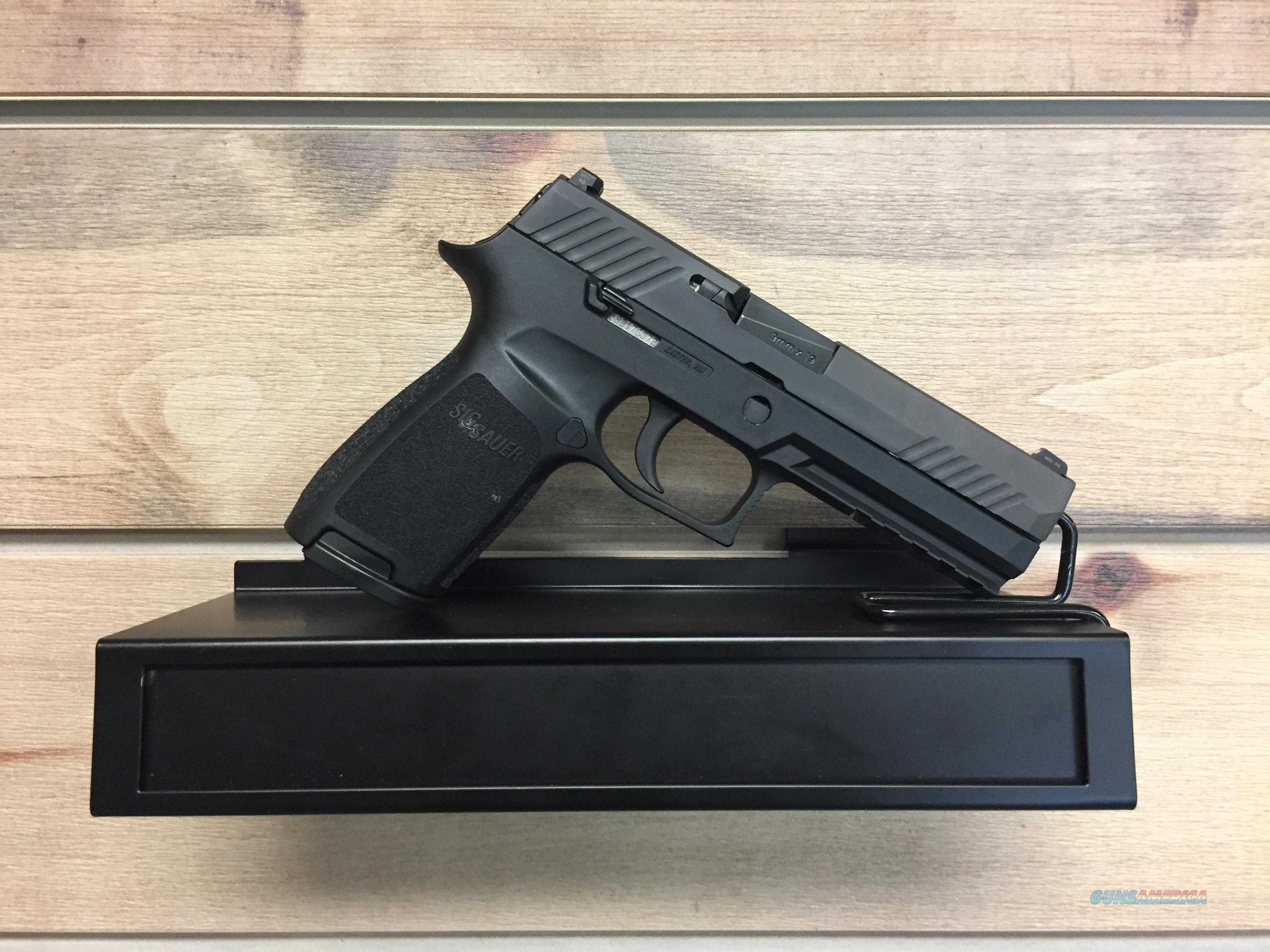 SIG SAUER P320FULL SIZE  Guns > Pistols > Sig - Sauer/Sigarms Pistols > P320