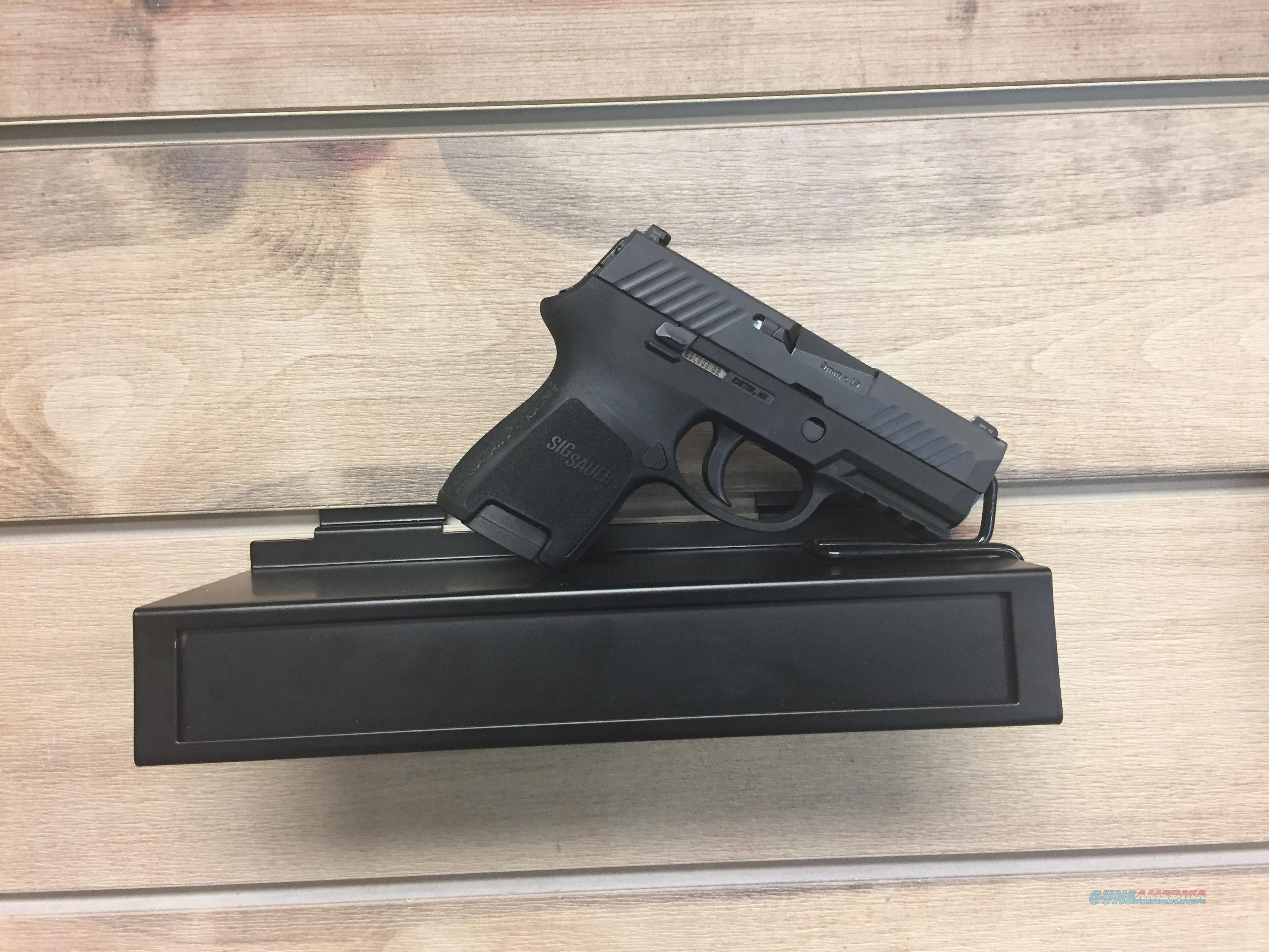 SIG SAUER P320 SUB COMPACT 9MM  Guns > Pistols > Sig - Sauer/Sigarms Pistols > P320