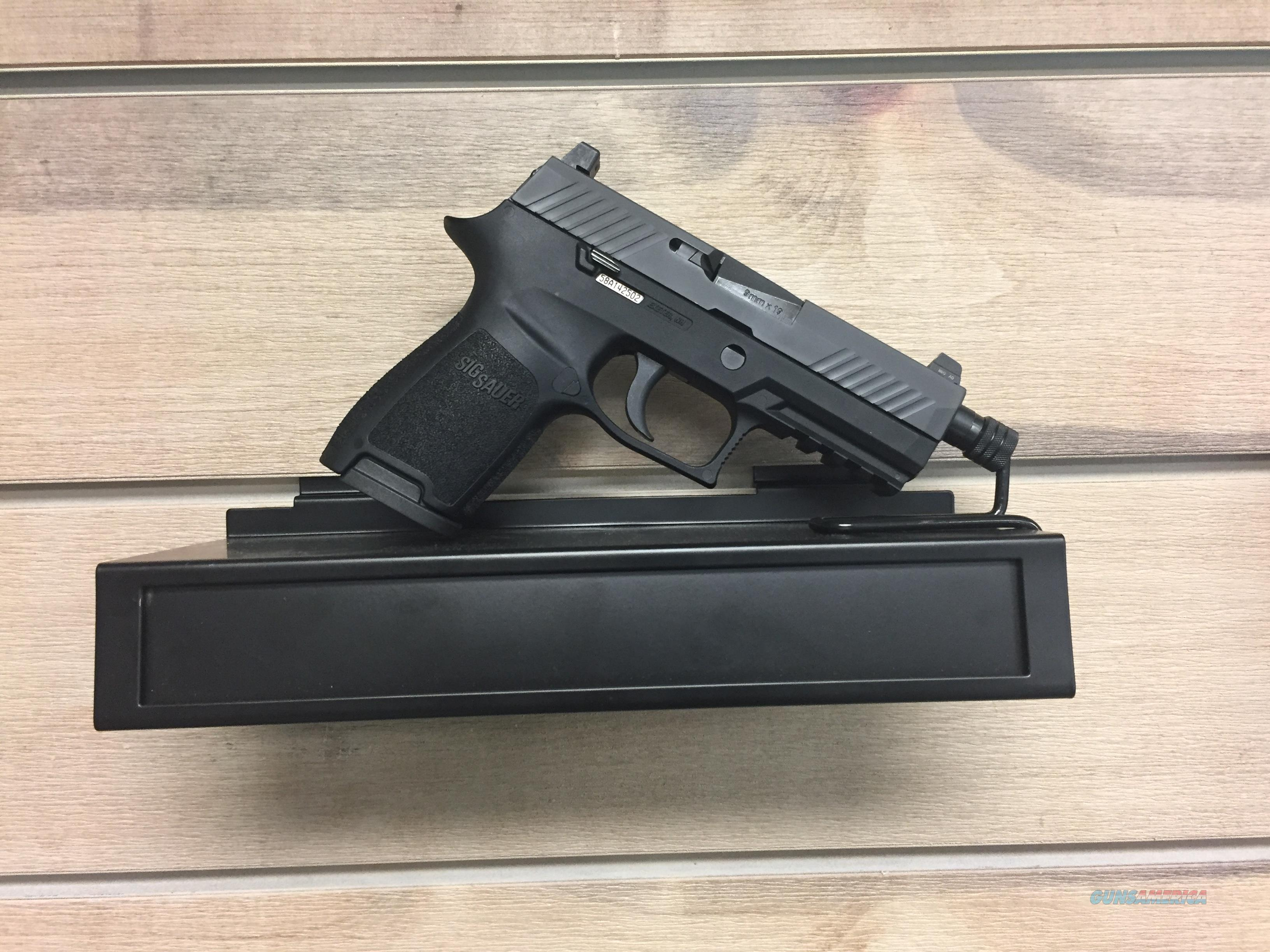 SIG SAUER P320 COMPACT WITH THREADED BARREL  Guns > Pistols > Sig - Sauer/Sigarms Pistols > P320