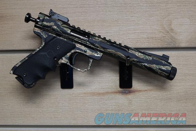 Volquartsen Custom Scorpion Pistol Tiger Stripe  Guns > Rifles > Volquartsen