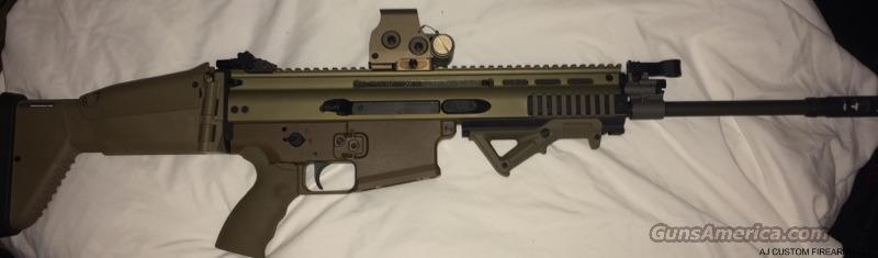 FNH Scar 17s FDE 17 308  Guns > Rifles > FNH - Fabrique Nationale (FN) Rifles > Semi-auto > Other