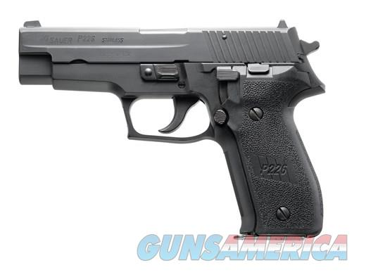 USED L.E. Trade in Sig Sauer P226 12+1  Guns > Pistols > Sig - Sauer/Sigarms Pistols > P226
