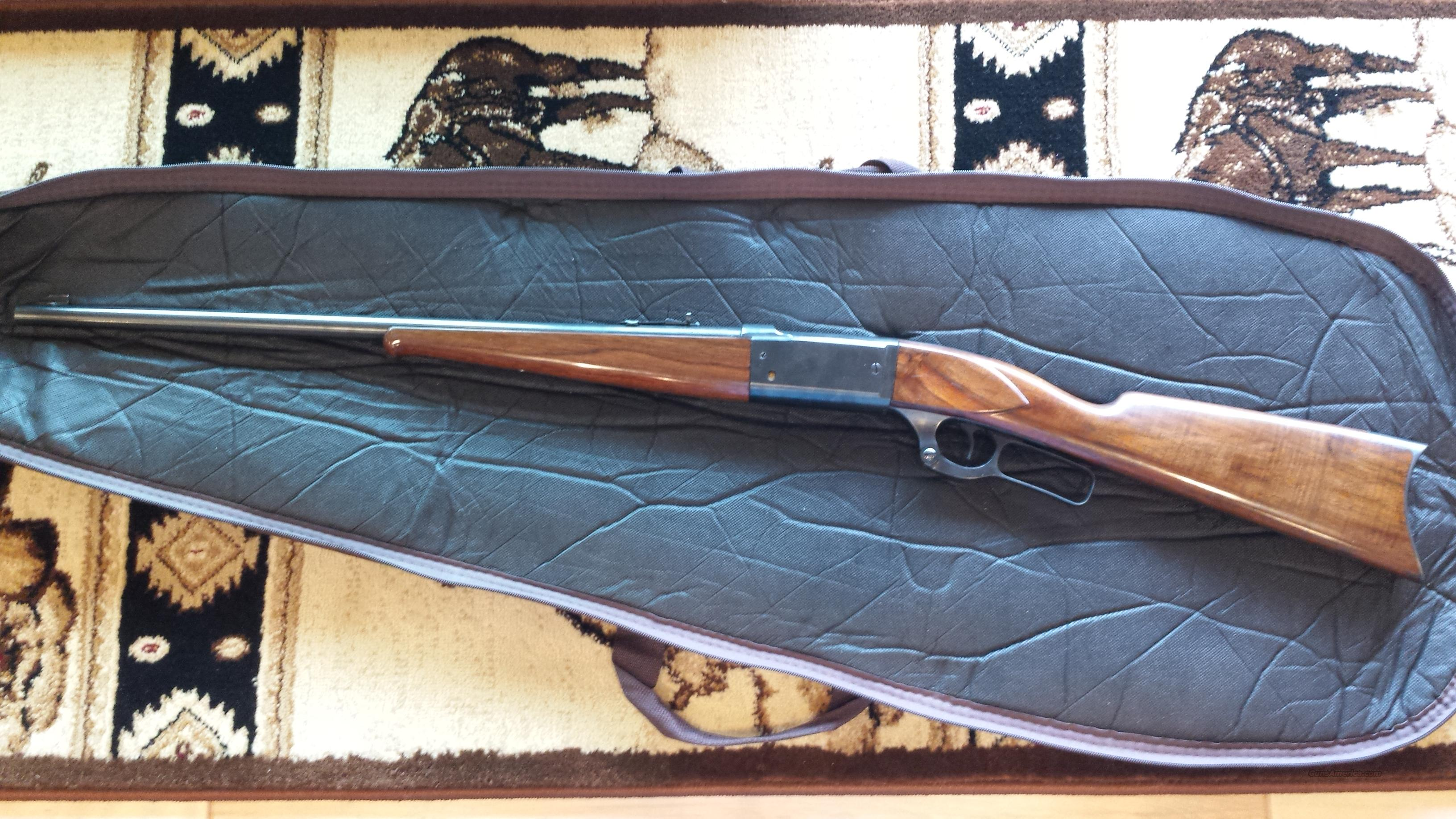 Savage 30-30 Model 1899 Circa 1926  Guns > Rifles > Savage Rifles > Model 95/99 Family