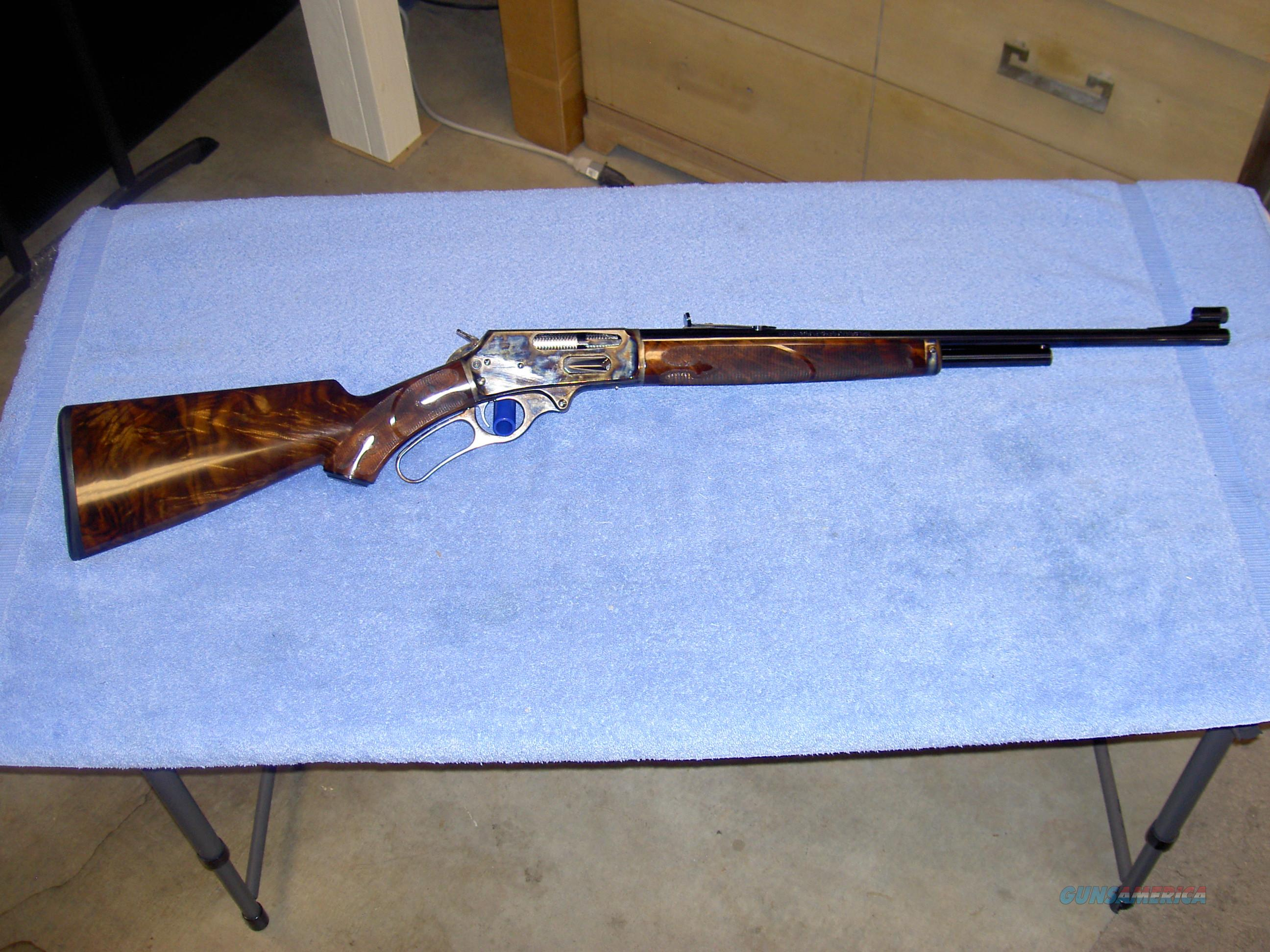 NEW COMPLETE CUSTOM BUILT MARLIN IN .308 MARLIN EXPRESS LEVER ACTION RIFLE   Guns > Rifles > Marlin Rifles > Modern > Lever Action
