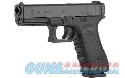 Summer Clearance!! Glock 22 Gen 3 Purple Label 40S&W No CC Fees!!!  Guns > Pistols > Glock Pistols > 22