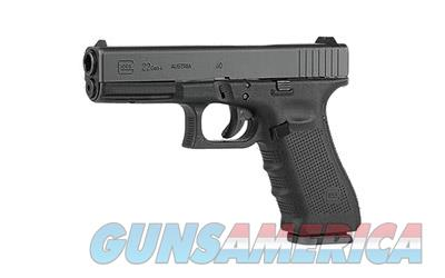 Rebuilt Glock 22 Gen 4 40S&W 15Rd With Factory Warranty No CC Fees  Guns > Pistols > Glock Pistols > 22
