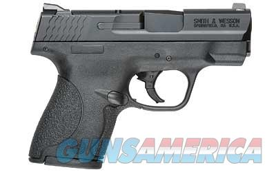 SALE!!! NIB Smith & Wesson M&P Shield 9mm With Safety NO CC FEES ON SALE!!!  Guns > Pistols > Smith & Wesson Pistols - Autos > Shield