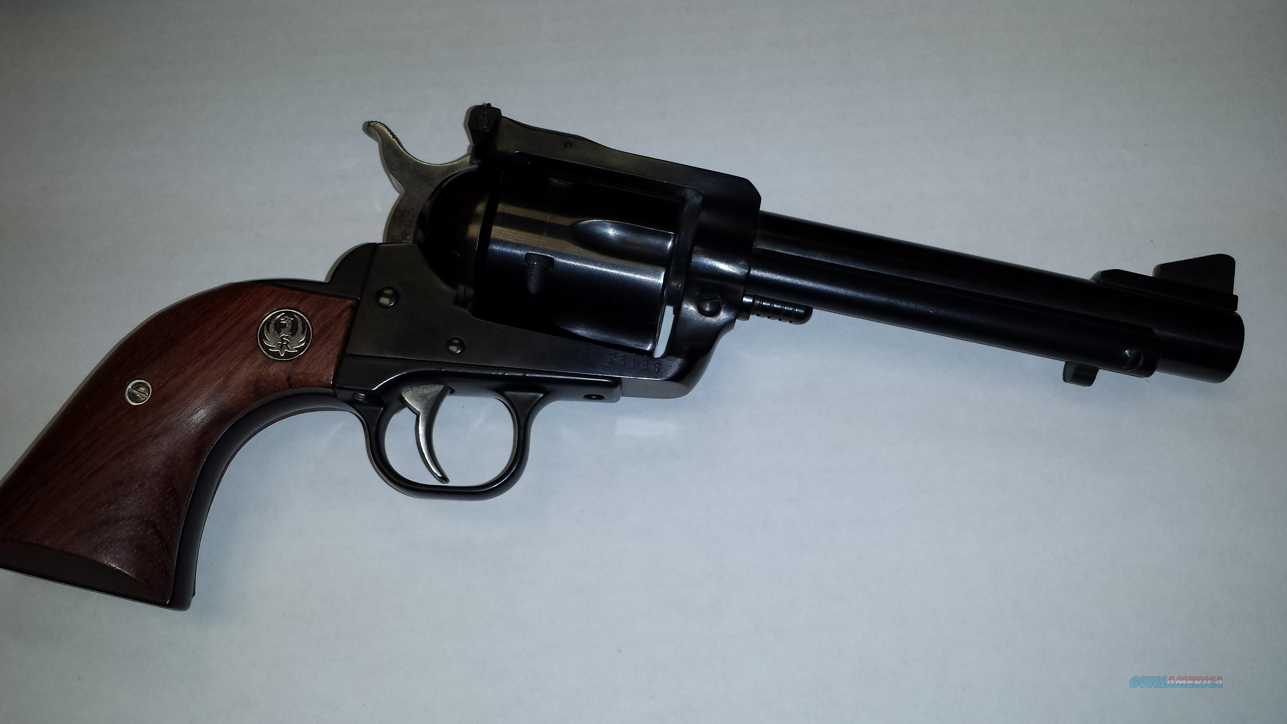 Ruger New Model Blackhawk 45 Long Colt LC  Guns > Pistols > Ruger Single Action Revolvers > Blackhawk Type