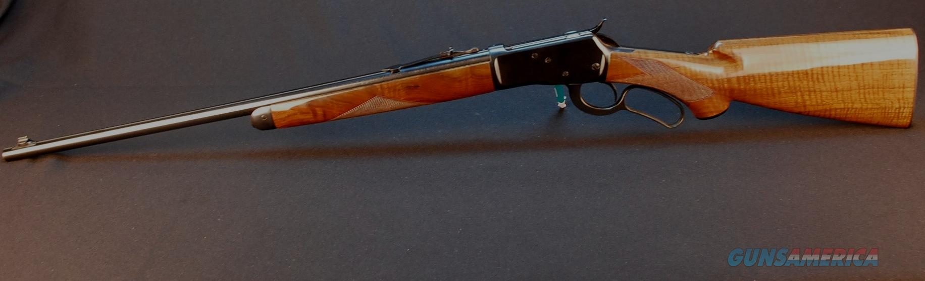 BROWNING Model 53 - Fiddleback Extreme Beauty  Guns > Rifles > Browning Rifles > Lever Action