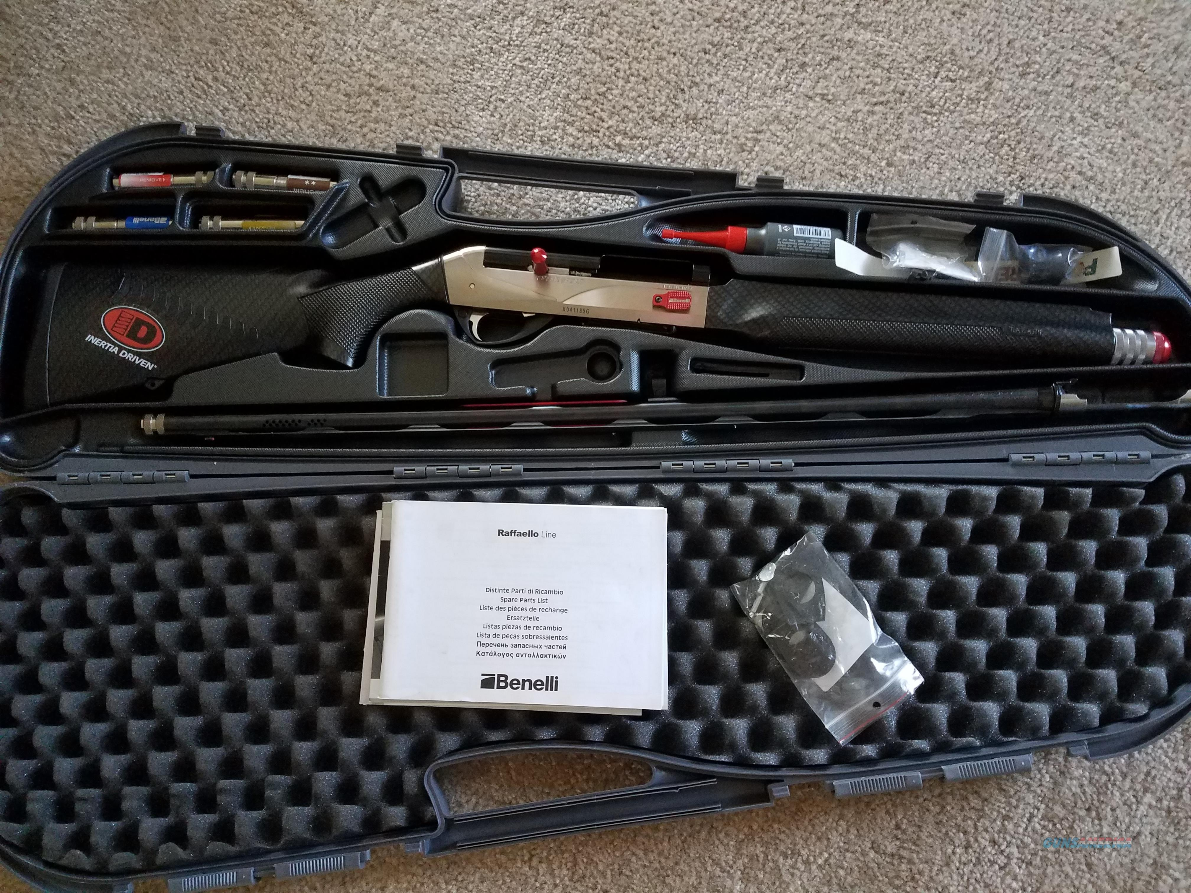 Benelli 20 gauge performance shop supersport.  Guns > Shotguns > Benelli Shotguns > Sporting