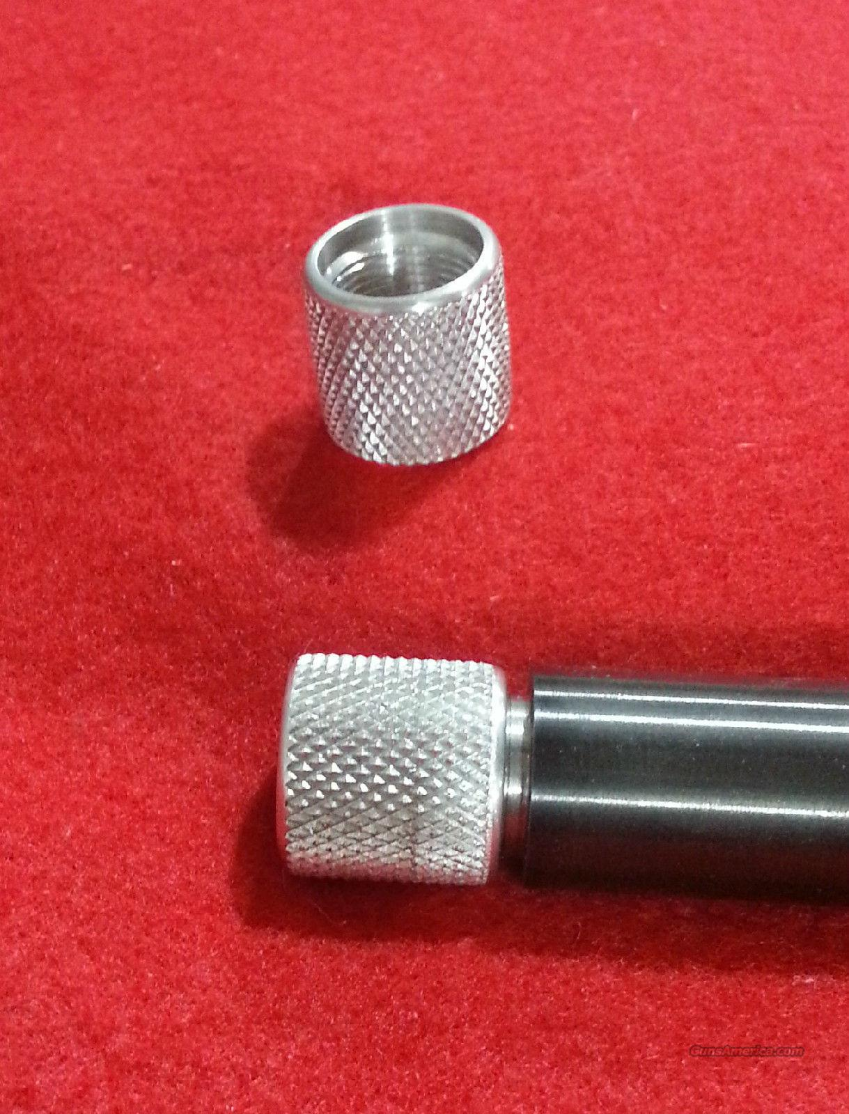 Thread protector muzzle break sil for sale