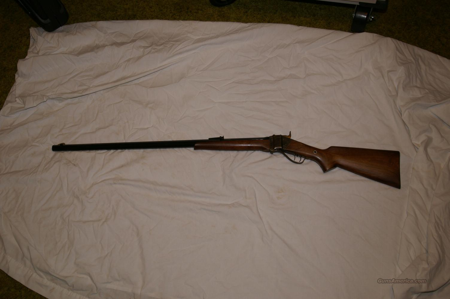 Pedersoli No. 1 Sharps 45-70, Excellent condition  Guns > Rifles > Cimmaron Rifles > Single Shot