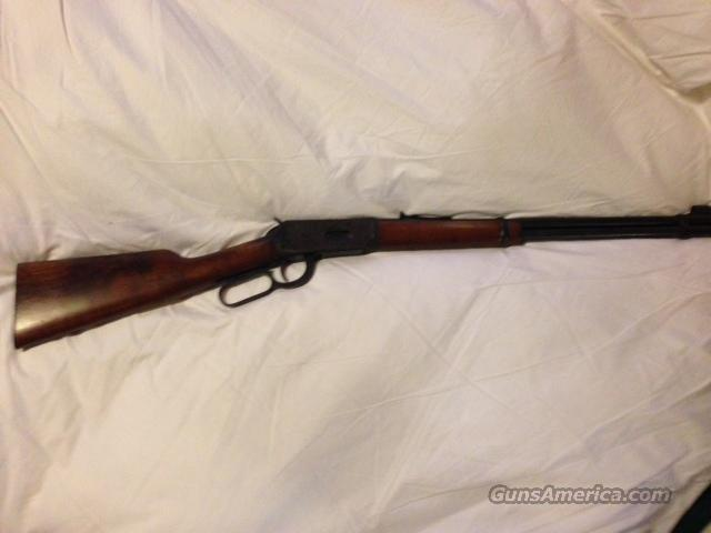 Winchester Model 94 30/30 Estate Find  Guns > Rifles > Winchester Rifles - Modern Lever > Model 94 > Pre-64