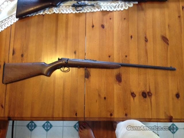 Winchester  Model 60 22 Short  Guns > Rifles > Winchester Rifles - Modern Bolt/Auto/Single > Single Shot