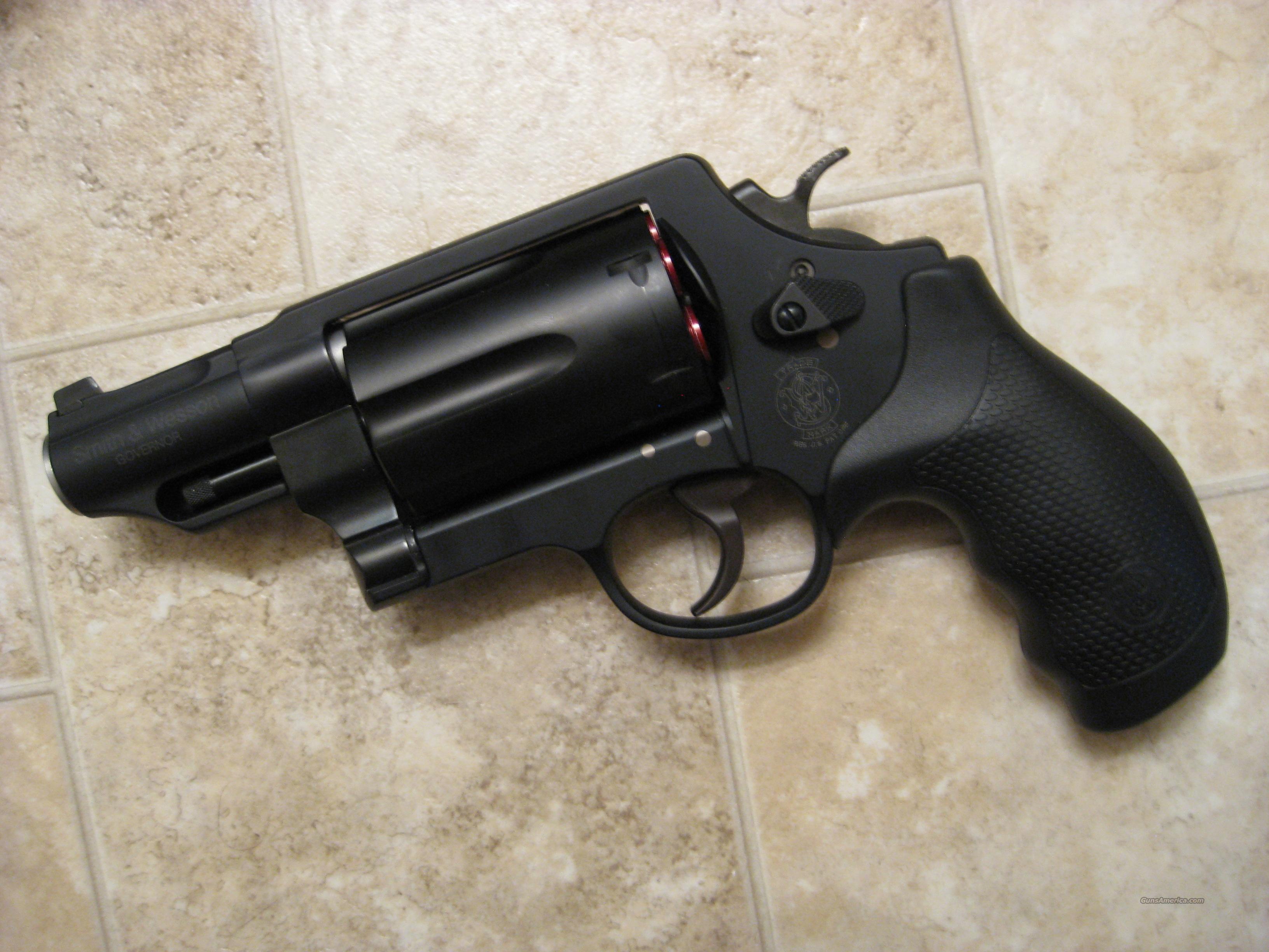 S Amp W Governor Revolver 45lc 410 45acp For Sale