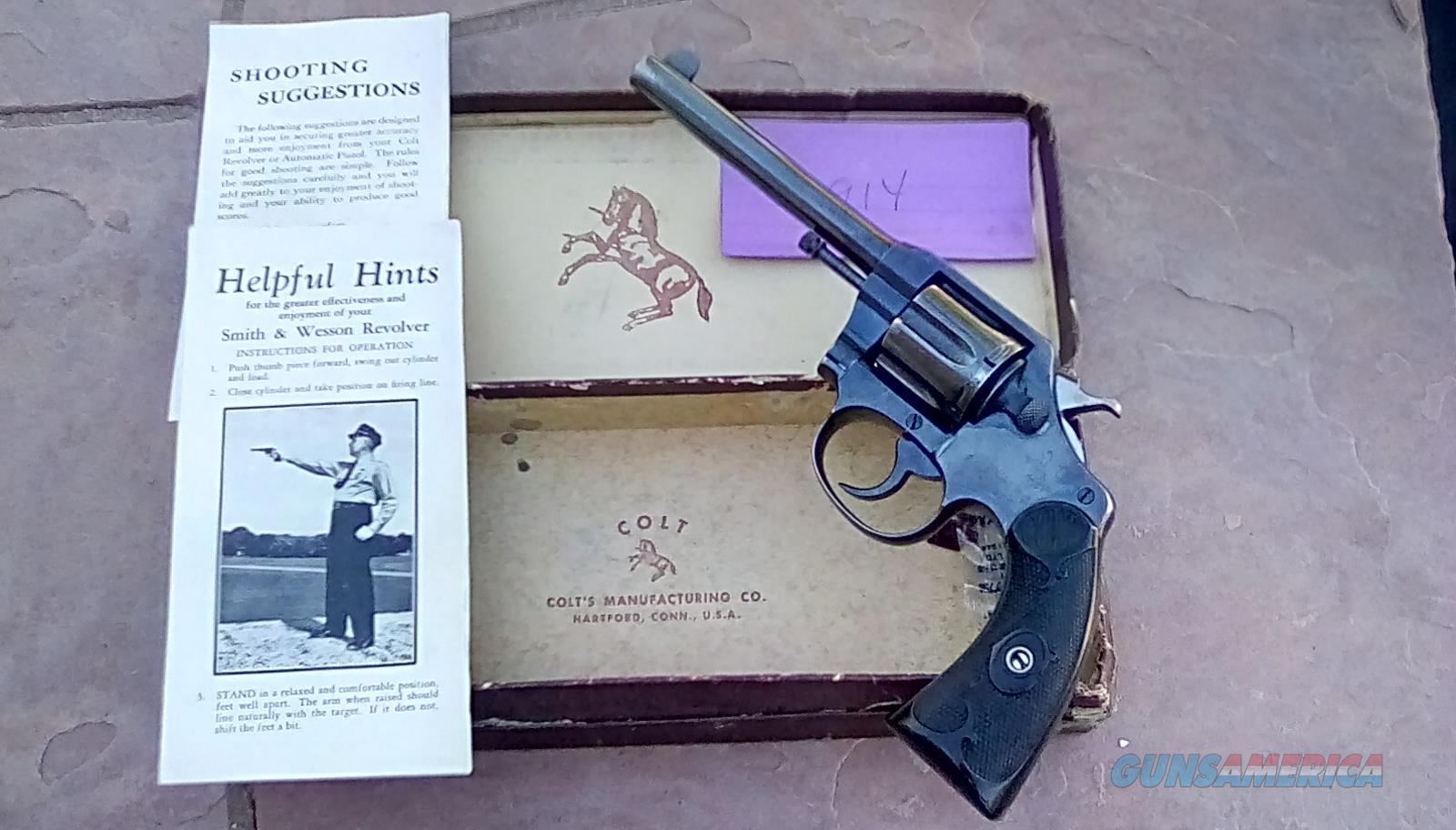 Colt Police Positive.32   Guns > Pistols > Colt Double Action Revolvers- Pre-1945