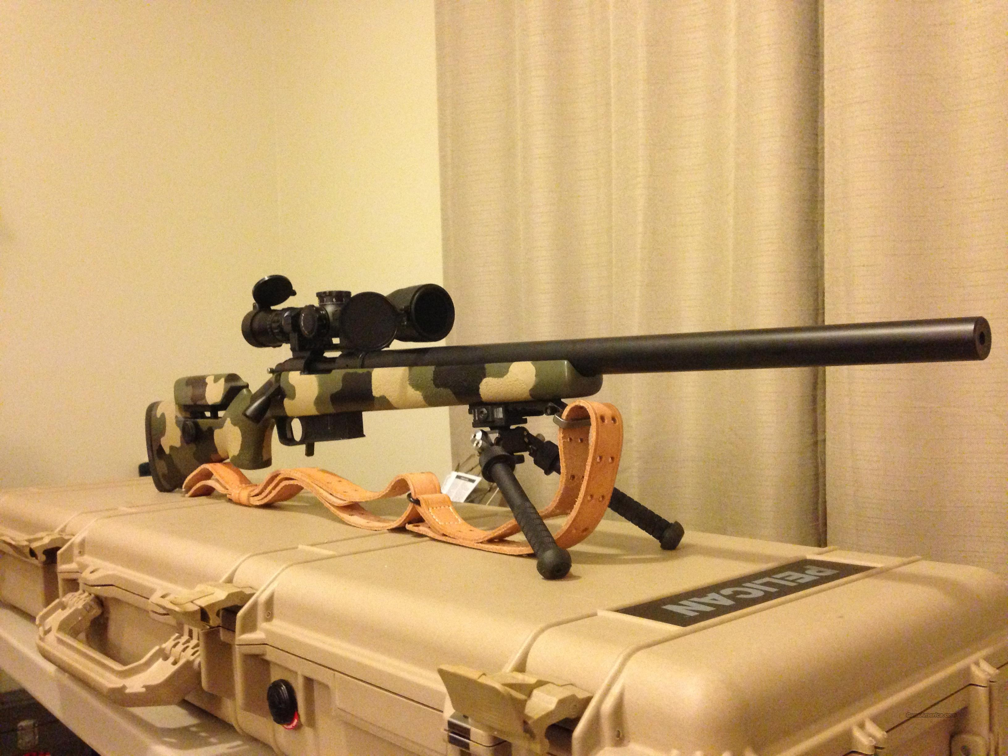 Custom Remington 700 - Complete Kit  Guns > Rifles > Remington Rifles - Modern > Model 700 > Tactical