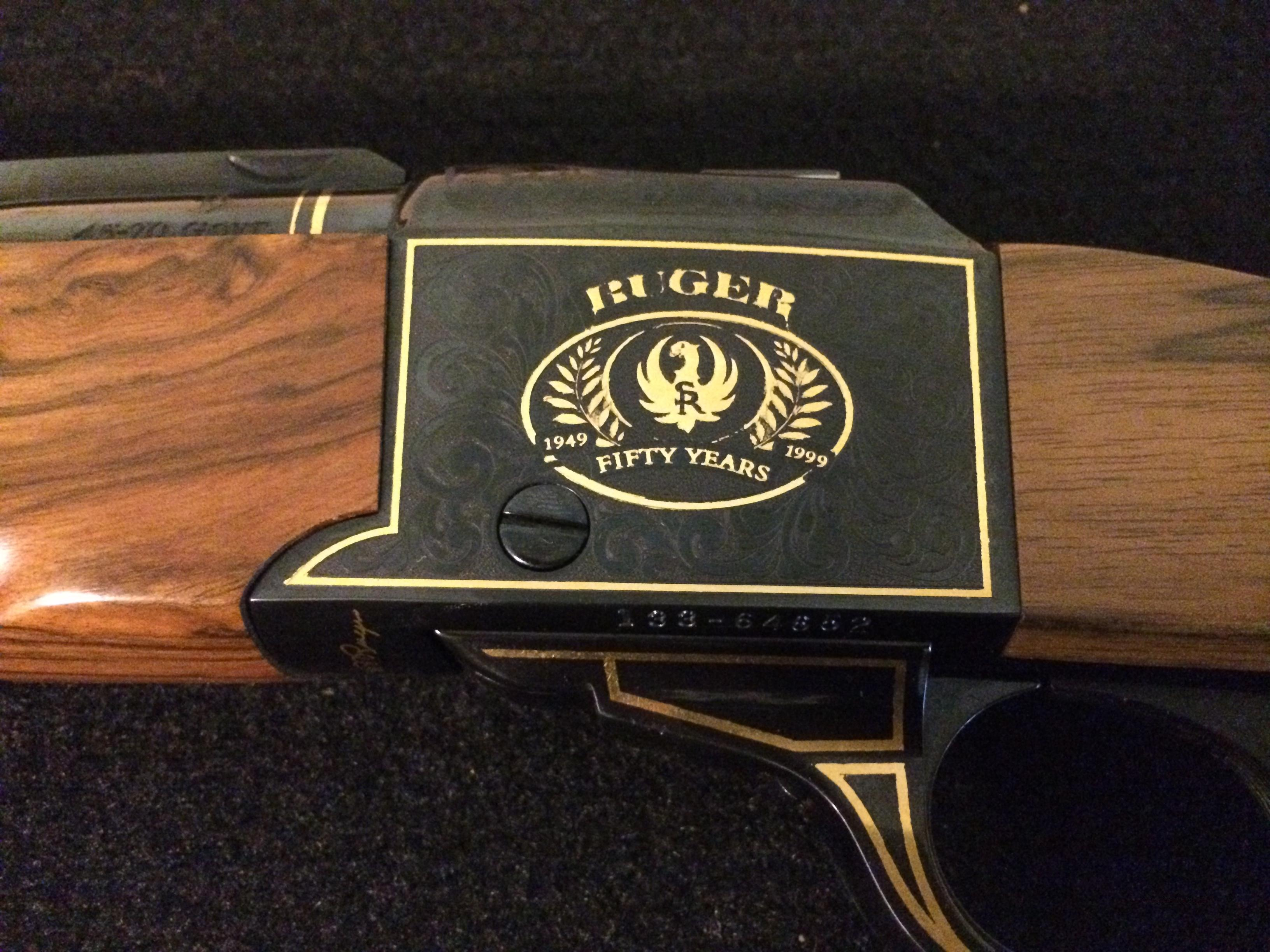 50th Anniversary Edition - Ruger No.1    Guns > Rifles > Ruger Rifles > #1 Type