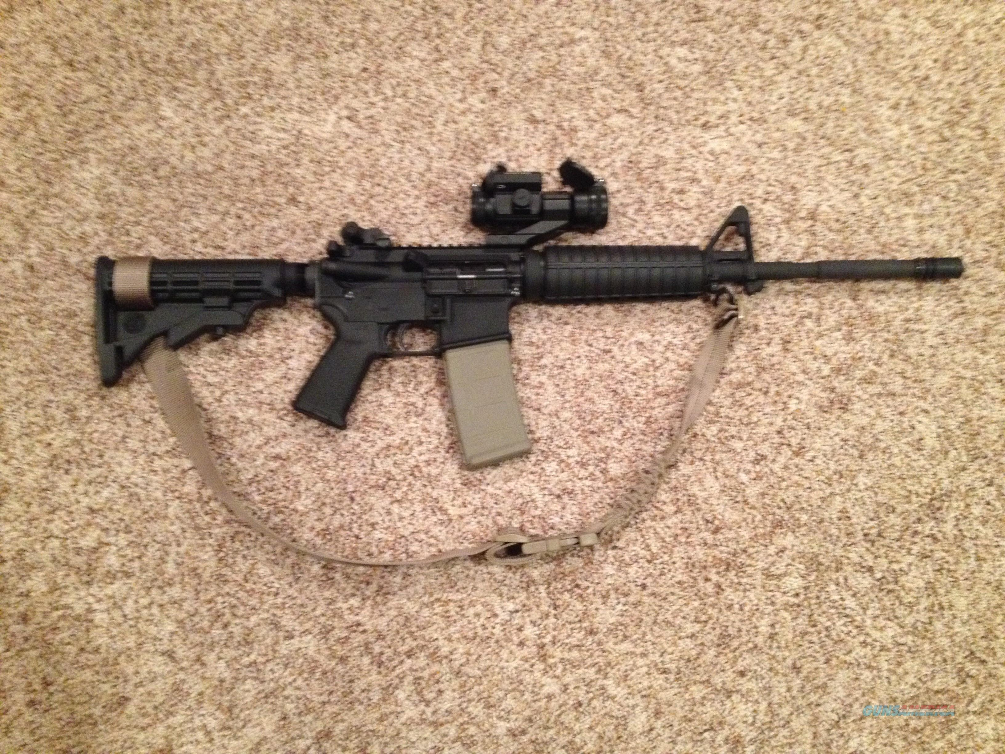Bushmaster M4A3 Patrolman with Extras  Guns > Rifles > Bushmaster Rifles > Complete Rifles