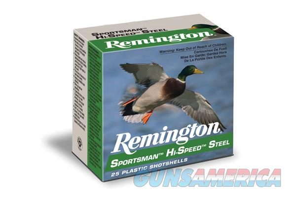 Remington Sportsman High Speed Steel 12 ga  Non-Guns > Ammunition