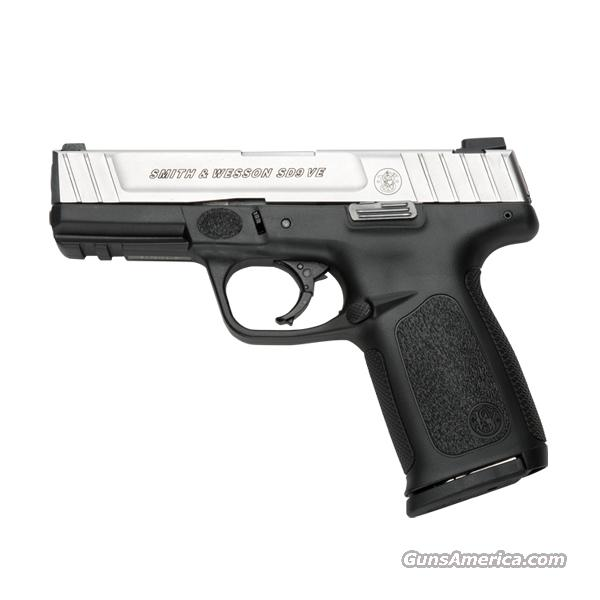 223900 Smith & Wesson SD9 VE 9MM 17RD  Guns > Pistols > Smith & Wesson Pistols - Autos > Polymer Frame