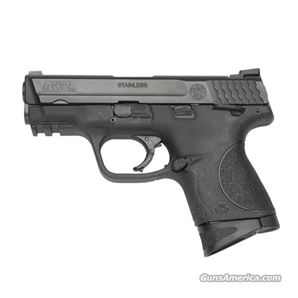 106303 Smith & Wesson M&P40c  Guns > Pistols > Smith & Wesson Pistols - Autos > Polymer Frame