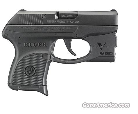 "3727 RUGER LCP VIRIDIAN LASER 380 ACP 2.75""  Guns > Pistols > Ruger Semi-Auto Pistols > LCP"