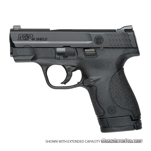 10034 Smith & Wesson Shield 40 S&W  Guns > Pistols > Smith & Wesson Pistols - Autos > Polymer Frame