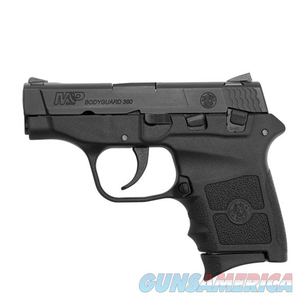 "Smith & Wesson Bodyguard 380 Acp 2.75"" Black Synthetic Grip/Black Melonite Finish 6 Rd, 109381  Guns > Pistols > Smith & Wesson Pistols - Autos > Polymer Frame"