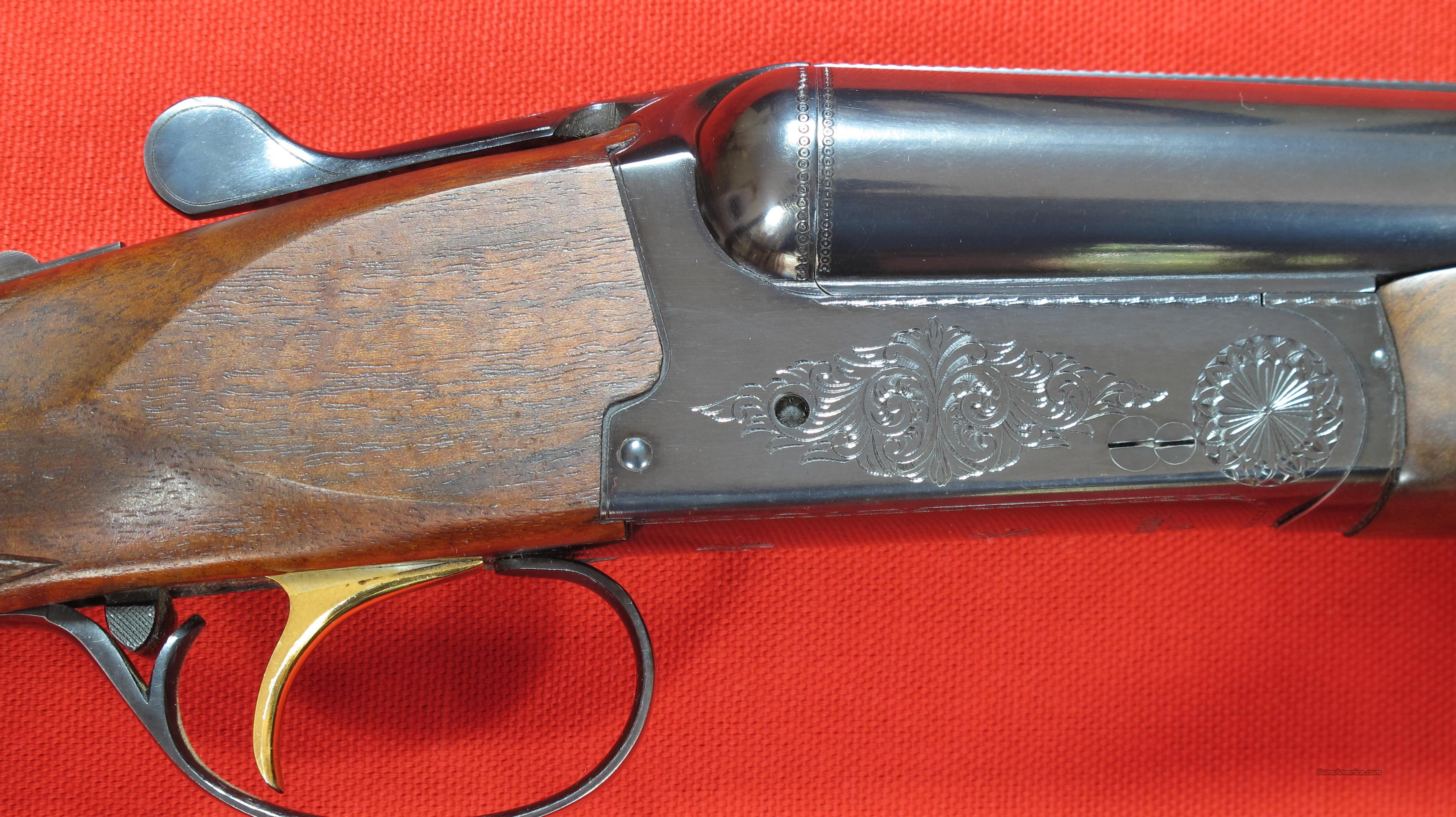 Browning BSS Sporter - 20 Ga GRADE 2 WOOD  Guns > Shotguns > Browning Shotguns > Side by Sides