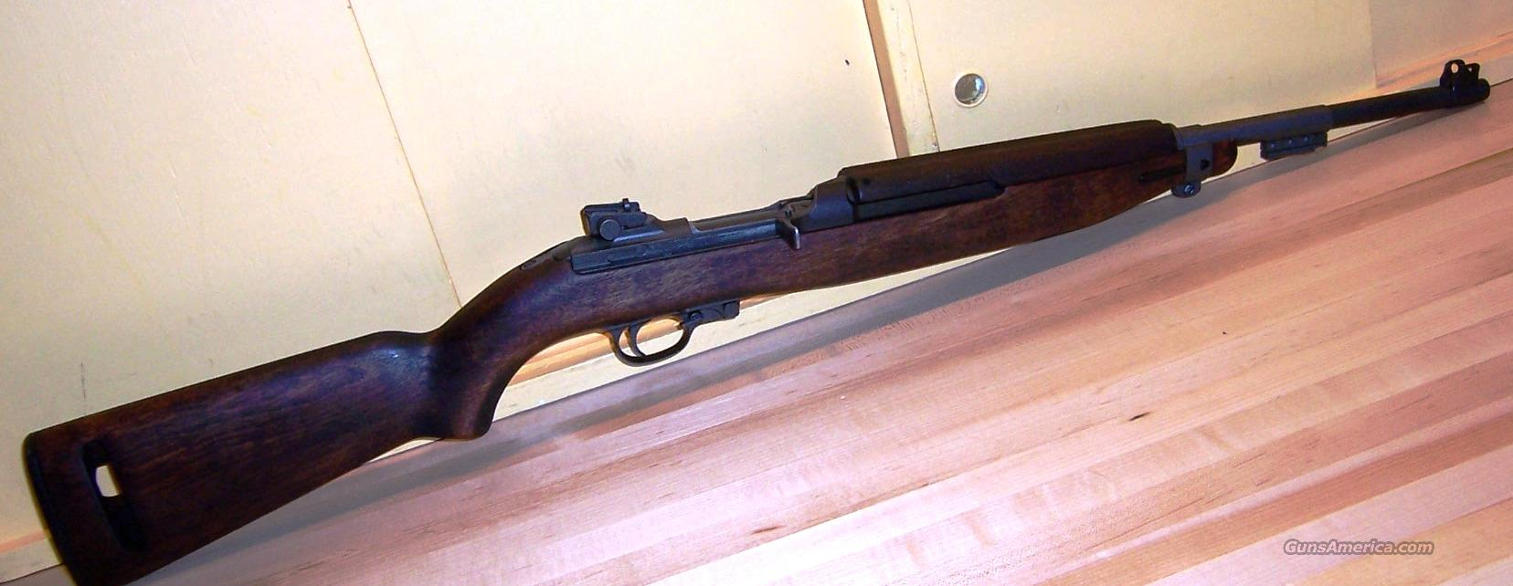 M-1 carbine USGI .30cal MFG'd by Inland   Guns > Rifles > Military Misc. Rifles US > M1 Carbine