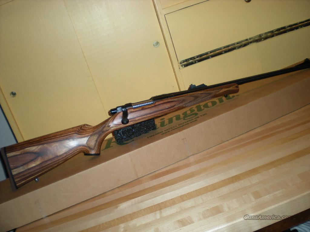 NIB REMINGTON Model Seven Magnum LS 7MM SAUM  Guns > Rifles > Remington Rifles - Modern > Bolt Action Non-Model 700