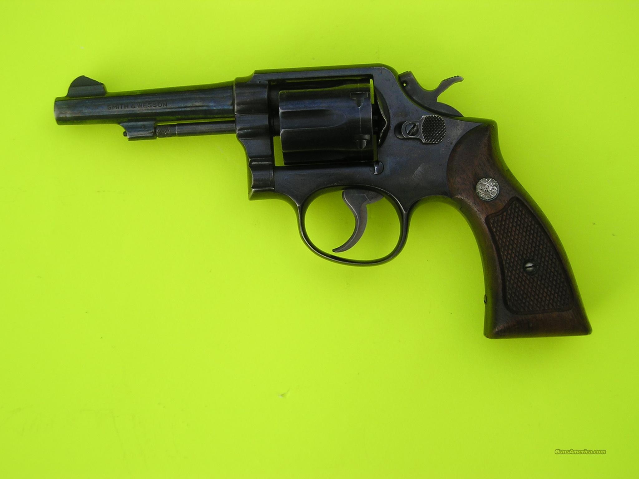Smith & Wesson 38 Spcl Model 10-5  Guns > Pistols > Smith & Wesson Revolvers > Model 10