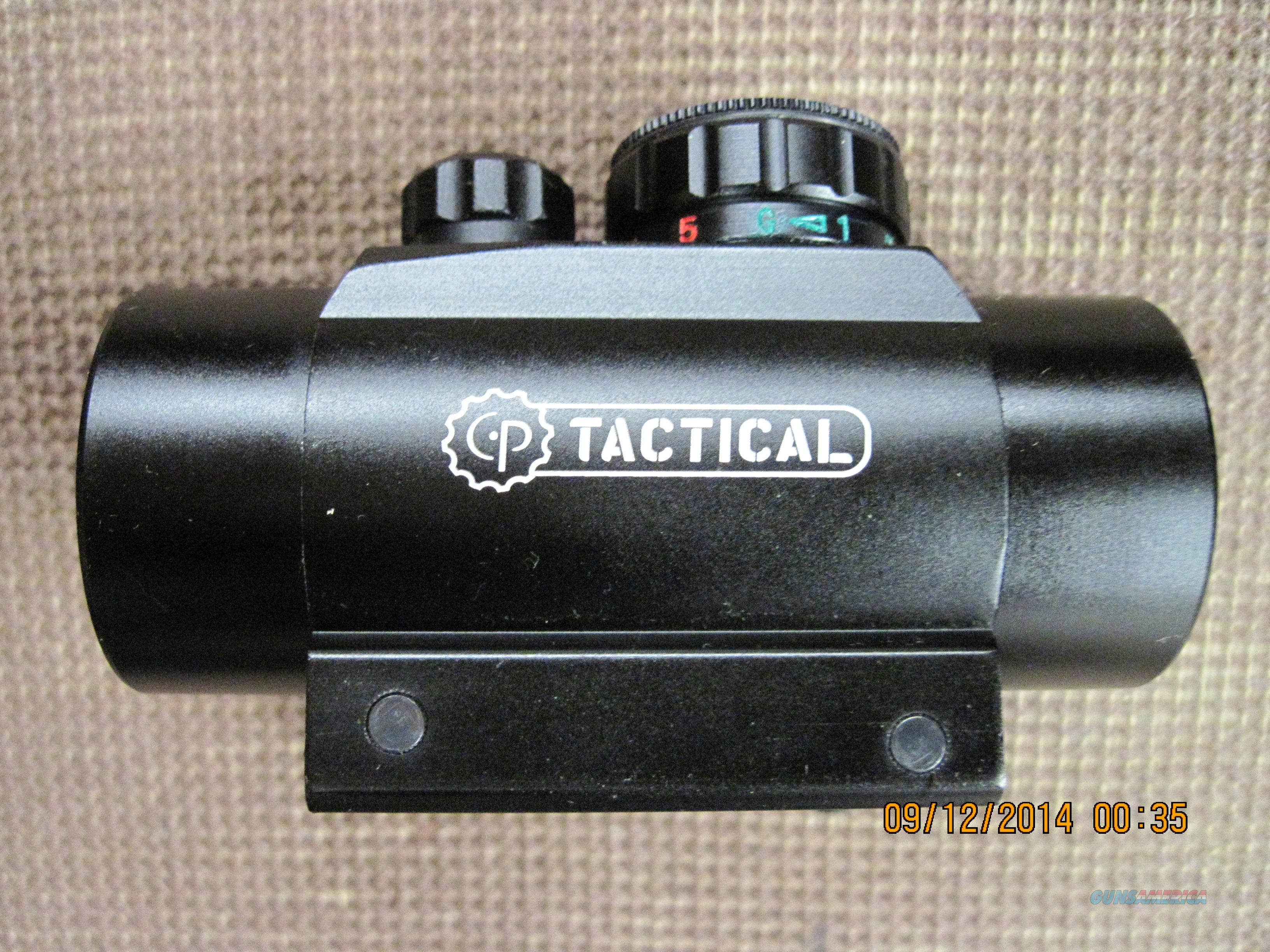 Crosman Centerpoint Tactical 30mm Scope  Non-Guns > Scopes/Mounts/Rings & Optics > Tactical Scopes > Variable Recticle