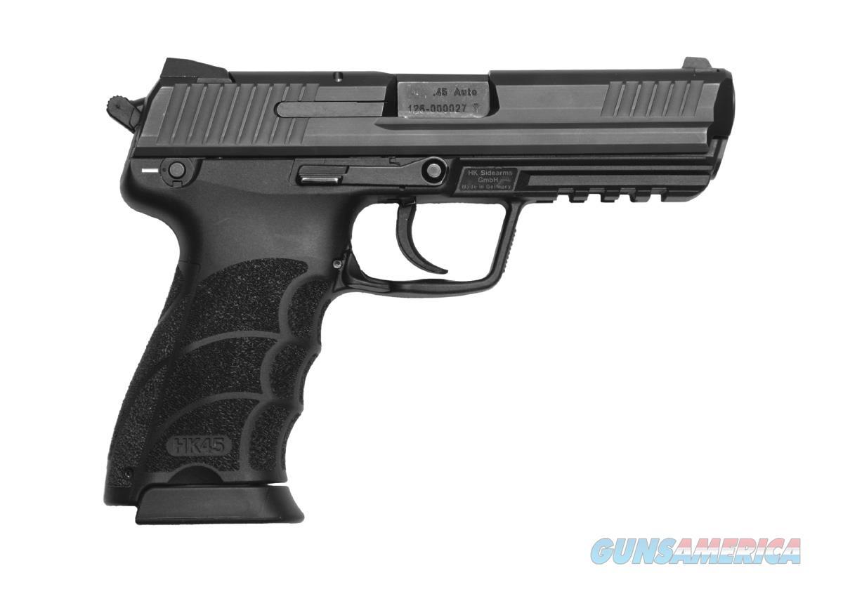 Heckler Koch, HK45 with Light/Laser and Holster  Guns > Pistols > Heckler & Koch Pistols > Polymer Frame