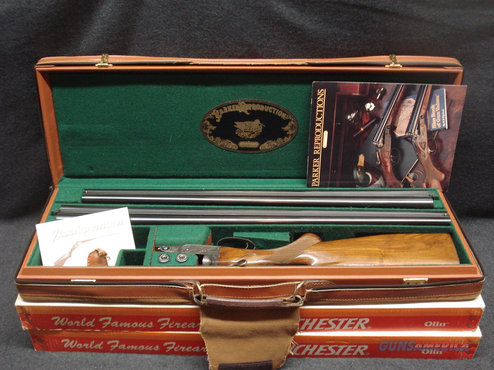 WINCHESTER PARKER REPRODUCTION 20GA 2 BARREL SET  Guns > Shotguns > Parker Reproductions Shotguns