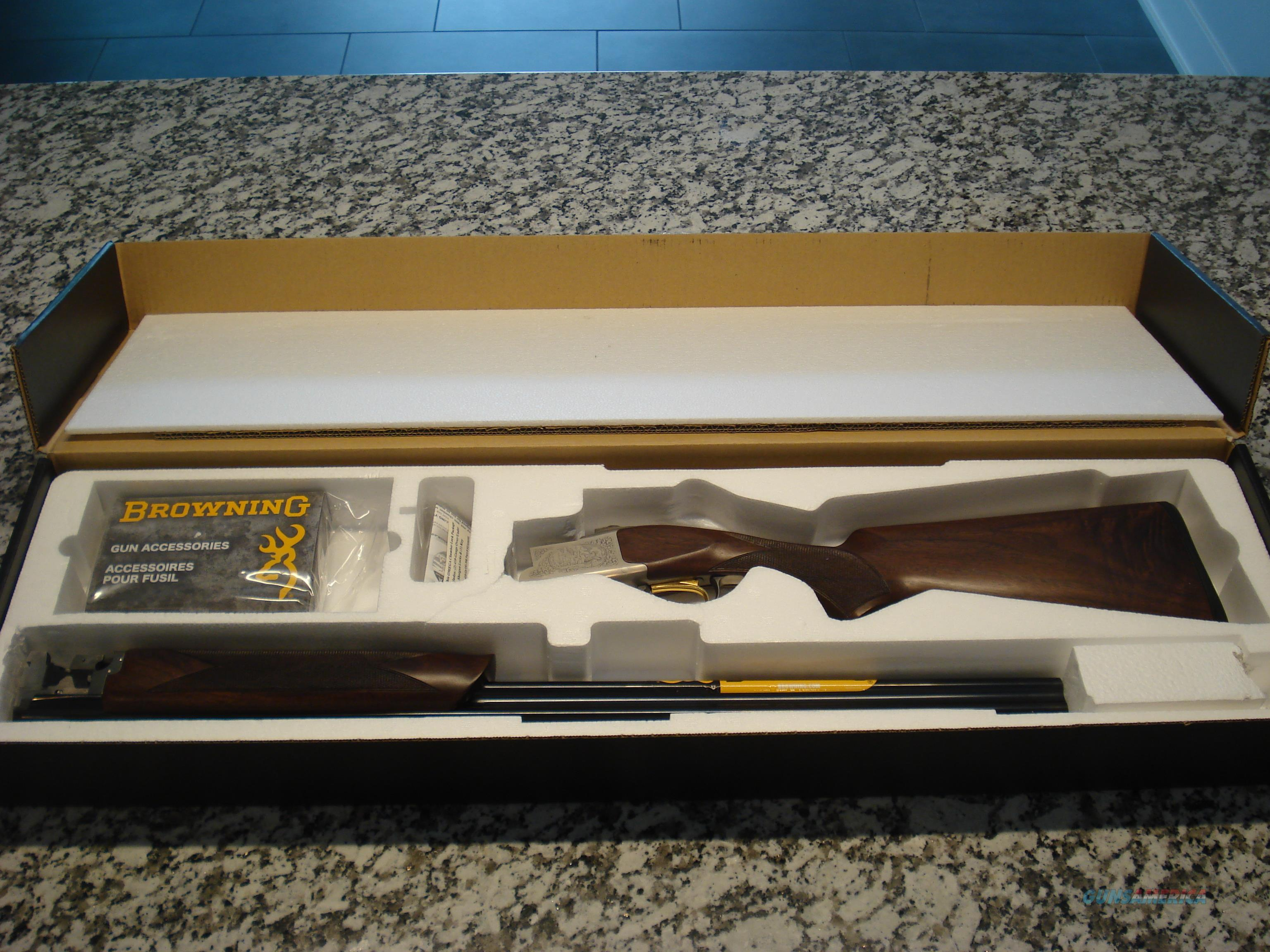 "BROWNING CITORI 725 FIELD 410GA, 28"", NEW IN BOX  Guns > Shotguns > Browning Shotguns > Over Unders > Citori > Hunting"