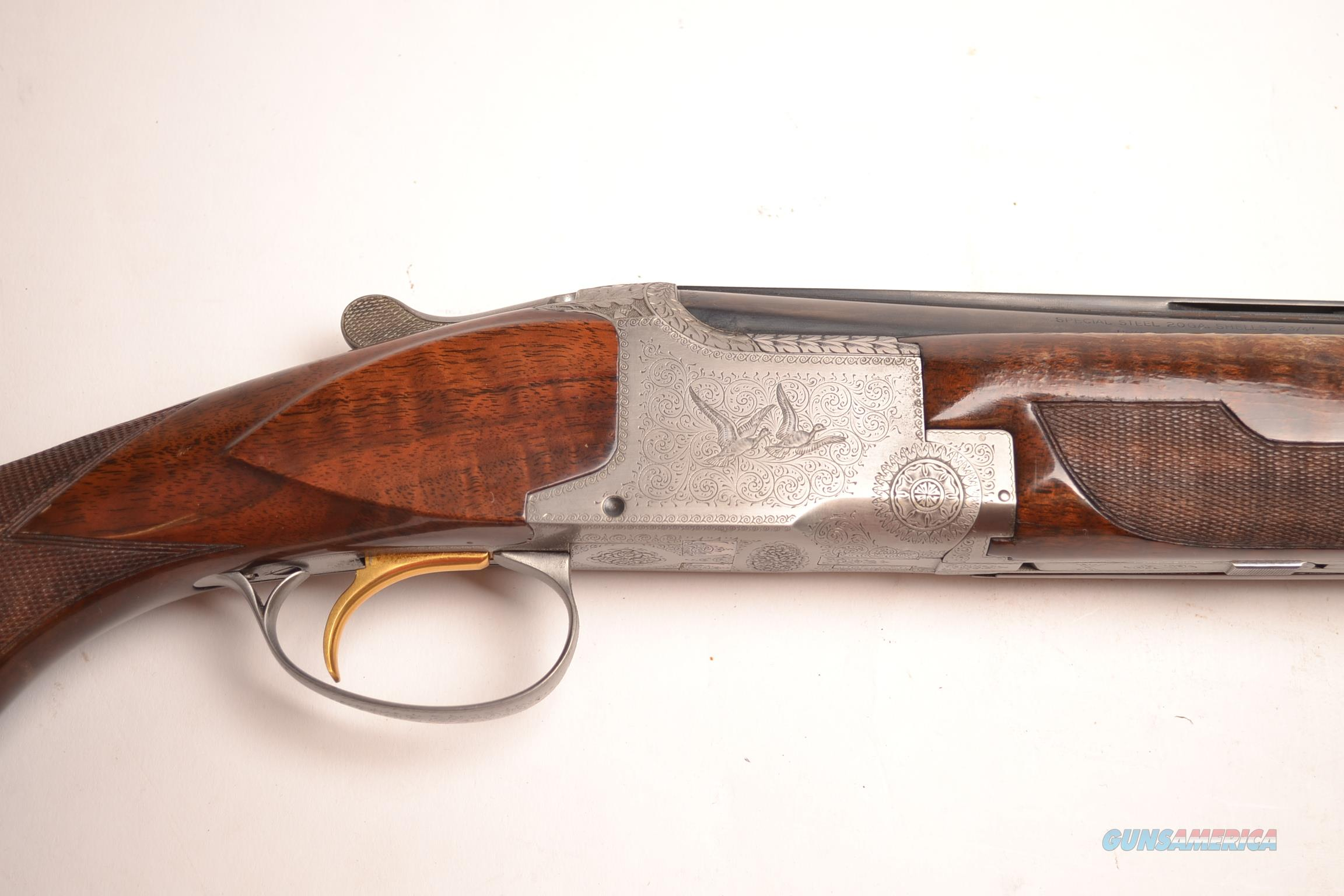 Browning - Superposed Pigeon Grade  Guns > Shotguns > Browning Shotguns > Over Unders > Belgian Manufacture