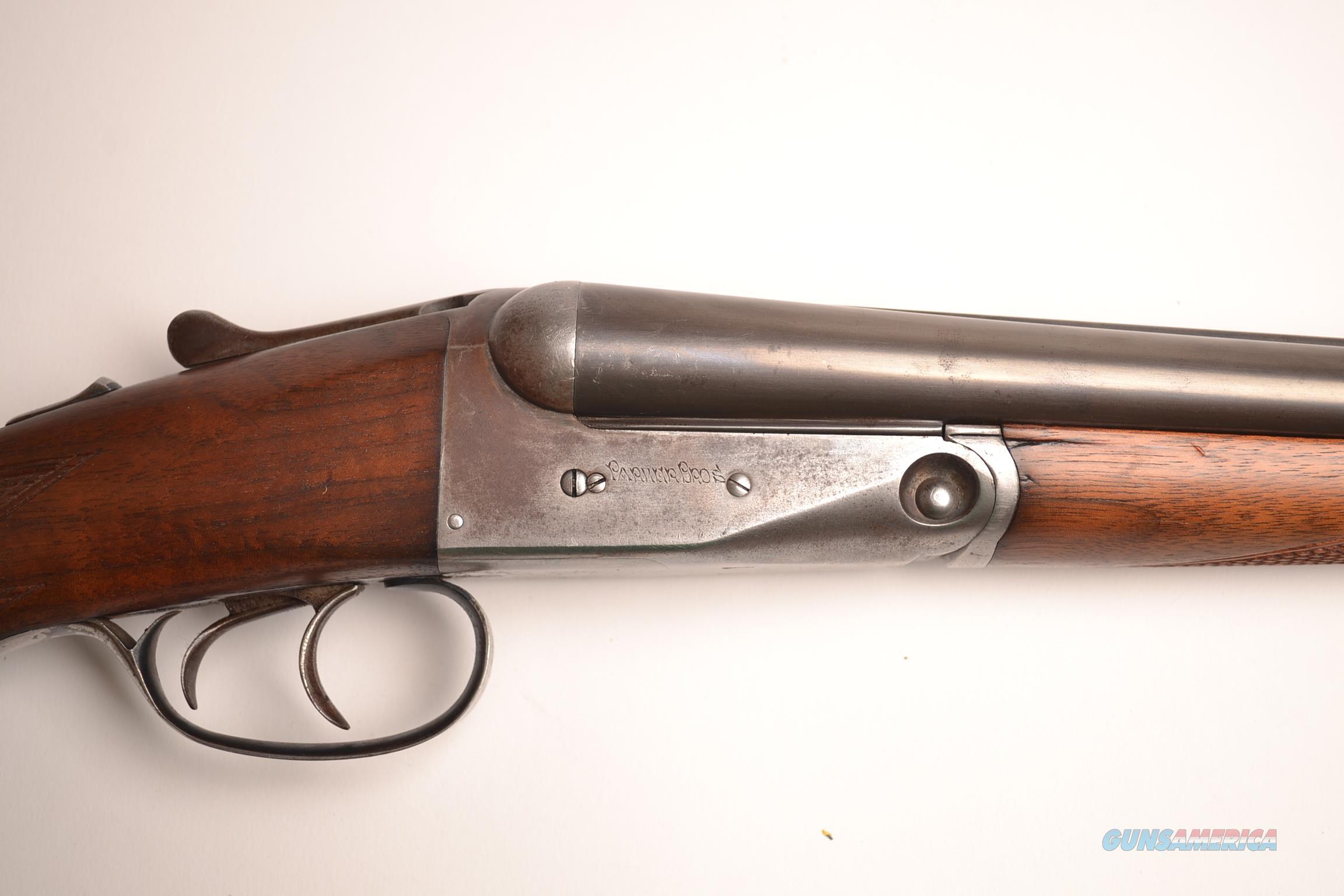 Parker - Trojan, 16ga  Guns > Shotguns > Parker Shotguns