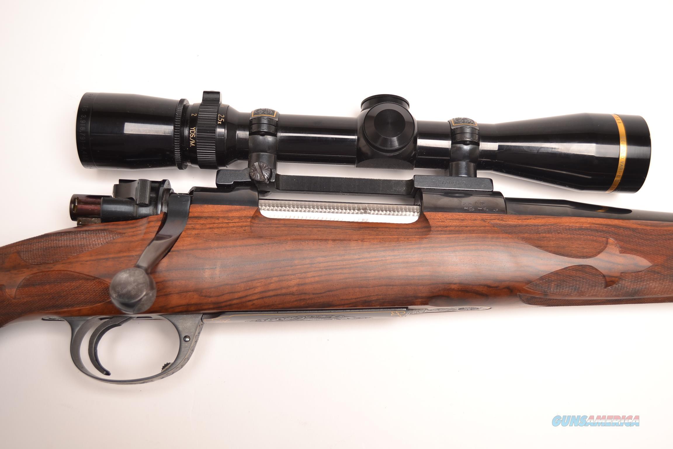 George Beitzinger - Bolt Action Rifle, .270,  Guns > Rifles > G Misc Rifles